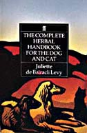 Complete Herbal Handbook For The Dog & Cat