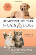 Homoeopathic Care for Cats and Dogs