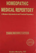 Homoeopathic Medical Repertory (3rd Edition - Indian)