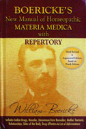 New Manual of Homoeopathic Materia Medica Rev.